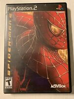 Spiderman 2 PS2 Playstation 2 COMPLETE