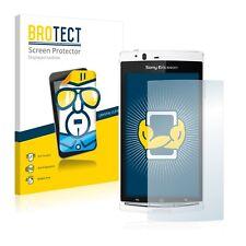 2x BROTECT Displayschutzfolie Klar für Sony Ericsson Xperia Arc S LT18i