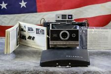 AAA Batteries  Polaroid Land Camera 250 * FULLY TESTED * LARGE  Zeiss MINTY