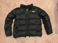 The North Face Nuptse Puffer 700 Fill Down Jacket Bubble Black XL