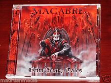 Macabre: Grim Scary Tales CD 2011 Willowtip Records WT-89 NEW