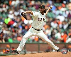 """Madison Bumgarner San Francisco Giants MLB Action Photo (Size: 8"""" x 10"""")"""