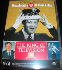 Graham Kennedy The King Of Television  (Ausralia Region 4) Comedy DVD - Like New