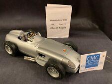 CMC 1:18 Model Mercedes Benz W196 1954/55 Silberpfeil-Monoposto
