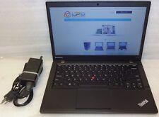 Lenovo Thinkpad T440s Laptop Core i5 1.90GHZ 8GB 500GB Windows 10 x64 Webcam