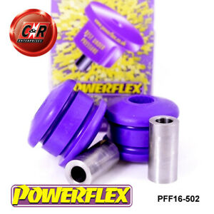 PFF16-502 Powerflex Fits Fiat Panda 4WD (2003-2012) Front Arm Rear Bushes
