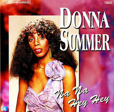 "DONNA SUMMER ""Na Na Hey Hey"" Top Album! 10 Tracks CD NEU & OVP"