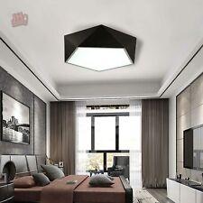 New ListingModern Led Dimmable Ceiling Light Diamond Flush Mount Ceiling Light Fixtures