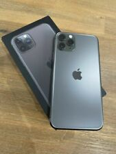 Good as New! Apple iPhone 11 Pro 256GB Space Gray - Factory Unlocked
