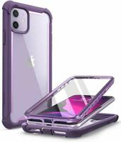 iPhone 11 6.1 case Dual Layer i-Blason Ares Cover with Screen Protector