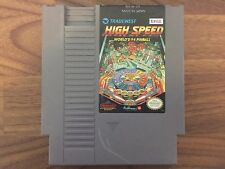 High Speed (Nintendo Entertainment System) NES Works! Tested! Free Shipping