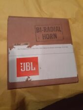 Jbl 2404H Horn With Lens *****NEW OLD STOCK*****