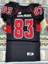 Azusa Pacific University Cougars Football Jersey Game Worn Used Pro Cut sz S +2