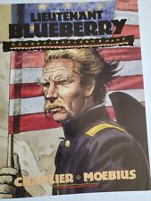 Lieutenant Blueberry 3: General Golden Mane   Charlier  Moebius    1986