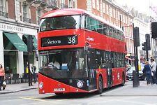 New bus for London - Borismaster LT178 6x4 Quality Bus Photo B