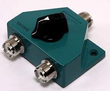 DAIWA CS 201 a / 2-fach Antennenschalter UHF-(PL-)Norm (600 MHz)