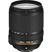 Without Box / Nikon AF-S DX NIKKOR 18-140mm F3.5-5.6G ED VR Lens