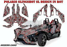 AMR RACING DEKOR GRAPHIC KIT POLARIS SLINGSHOT SL MODERN CAMO B