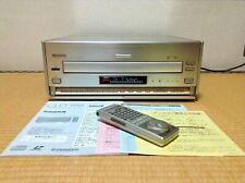 "PIONEER CLD-959 NTSC Laserdisc Player + Remote + Manual Japan ""ELITE"" Model A++"