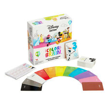 Disney Edition Colour Brain Card Game Kids/child Family Fun Toy 8y 2-6 Players