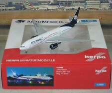 Herpa Wings Aeromexico B777-200ER (NG) 1/500