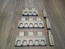 Playmobil 3666 3839  Castle Part - BATTLEMENTS & POSTS