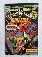 Marvel Team-Up #31 (Mar 1975, Marvel) Vol #1 VG+