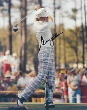 Gene Littler#3  8x10 Signed Photo w/ COA  Golf