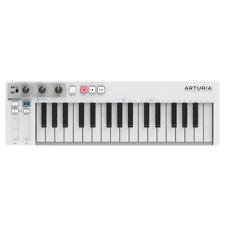Arturia Keystep Polyphonic USB, MIDI, DIN, CV / Gate Keyboard Controller - White