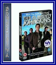 THE ALMIGHTY JOHNSONS - COMLETE SERIES 1 **BRAND NEW DVD **