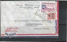 Ungeprüfte Briefmarken aus Süd- & Mittelamerika mit Mischfrankatur