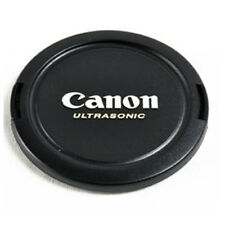 Ultrasonic 58mm canon lens cap for 18-55mm 55-250mm 75-300mm 70-300mm 100mm E58U
