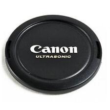 Ultrasonic 58mm canon lens cap for 18-55mm 55-250mm 75-300mm 70-300mm 100mm E58U