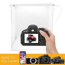 Photo Studio Portable Light Room Photography Lighting LED Mini Tent Box Backdrop