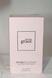 Philosophy NEW Amazing Grace Eau De Parfum USA Made 4 fl oz
