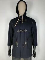 MARINA YACHTING  LANA WOOL Cappotto Giubbotto Jacket Coat Giacca Tg M Uomo C1