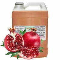 Unrefined organic pomegranate seed oil 100 pure natural cold pressed fresh cut