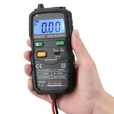 Electrician / HVAC Automatic Smart Digital Meter Backlight Multimeter Tester AM