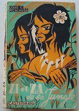 Zi et Za de la Jungle L C PICALAUSA éd Casterman 3è édition SCOUT