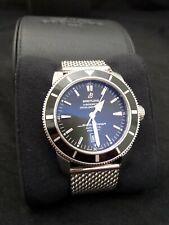 Breitling Superocean Heritage 46mm A17320 Wrist Watch w/ Accessories