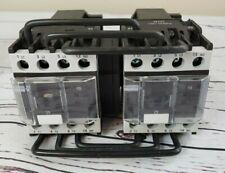 DAYTON 6EAX4 120VAC Reversing IEC Magnetic Contactor 3P 25A NEW Free Shipping