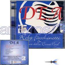 "ROBY FACCHINETTI POOH ""DEA"" RARO CD SIGILLATO - ATALANTA"