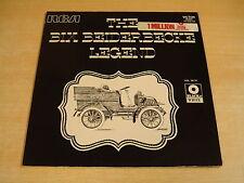 THE BIX BEIDERBECKE LEGEND / JAZZ 2- LP