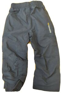 Didriksons 1913 12-18 months 80 baby Nobi kid's pants waterproof trousers navy