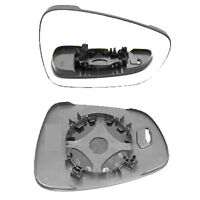 Citroen DS3 Wing Mirror Glass With Base plate, Heated Silver ,Right Hand Side,20