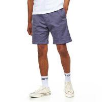 "Carhartt WIP - Lawton Short ""Vestal"" Stretch Twill, 9 oz Decent Purple Hose"