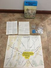 McPherson's Ridge: The First Hours of Gettysburg Task Force Games 1980