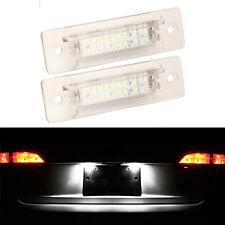 Lighting Plate Porsche 968 Registration LED White Xenon