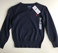 BNWT Authentic Ralph Lauren Boys Jumper/sweater Size 6.