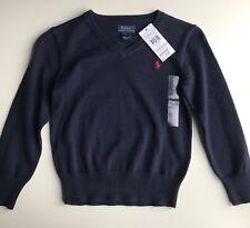 BNWT Authentic Ralph Lauren Boys Jumper/sweater Size 6.